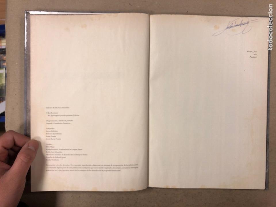 Libros de segunda mano: LITERATURA VASCA SIGLO XX. COLECCIONABLE DEL DIARIO DEIA ENCUADERNADO EN TAPA DURA. JON KORTAZAR - Foto 3 - 195384147