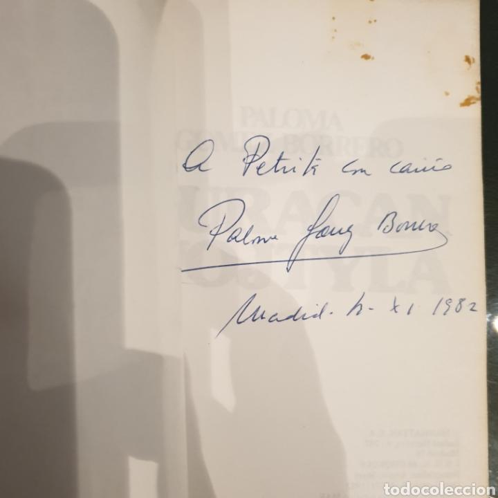 Libros de segunda mano: 2 libros paloma Gómez Borrero firmados y dedicados - Foto 3 - 195385425