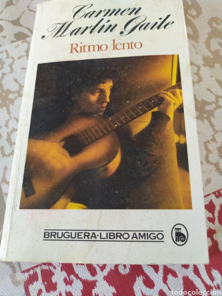 RITMO LENTO (Libros de Segunda Mano (posteriores a 1936) - Literatura - Otros)