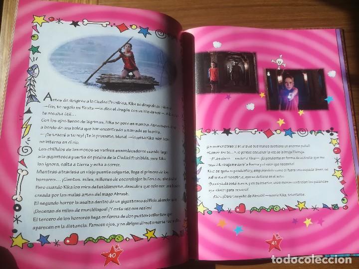 Libros de segunda mano: KIKA SUPERBRUJA Y EL VIAJE A MANDOLAN EL ALBUM DE LA PELICULA EDITORIAL BRUÑO 2011 - Foto 5 - 195385705