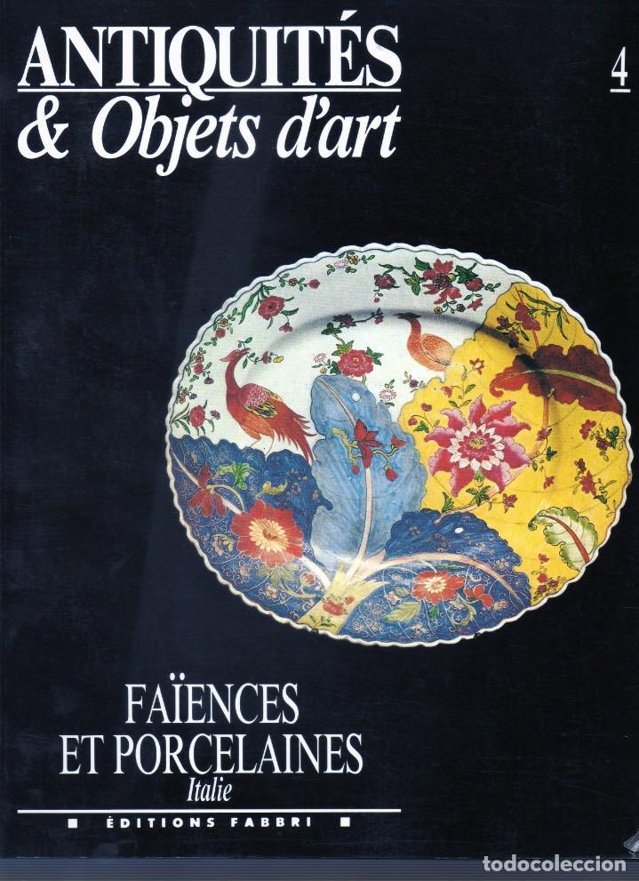 FAÏENCES ET PORCELAINES. ITALIE (Libros de Segunda Mano - Bellas artes, ocio y coleccionismo - Otros)