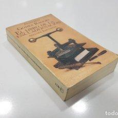 Libros de segunda mano: EL LIBRO DE LA ENCUADERNACIÓN. FRANCISCO GÓMEZ RAGGIO. 1996. ILUSTRADO. Lote 195388805