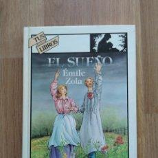 Libros de segunda mano: EL SUEÑO. ÉMILE ZOLA. ANAYA TUS LIBROS.. Lote 195389908