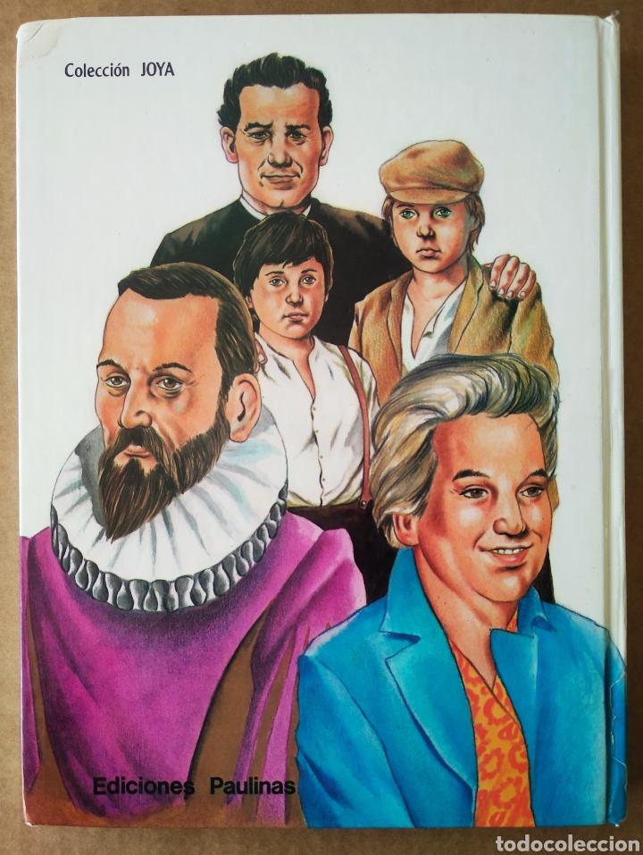 Libros de segunda mano: Los Grandes Amigos de los Niños, por Attilio Monte y Nino Musío (Ediciones Paulinas, 1985). - Foto 2 - 195392477