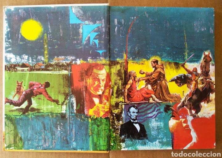 Libros de segunda mano: Los Grandes Amigos de los Niños, por Attilio Monte y Nino Musío (Ediciones Paulinas, 1985). - Foto 3 - 195392477