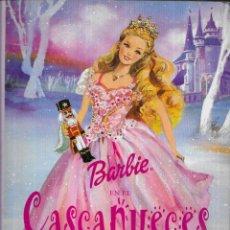Libros de segunda mano: BARBIE EN * EL CASCANUECES *. Lote 195405456