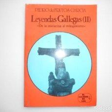 Libros de segunda mano: PEDRO DE FRUTOS GARCÍA LEYENDAS GALLEGAS (II) Y98976T . Lote 195405578