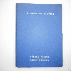 Libros de segunda mano: CARMEN PANERO, ANTÓN GOYANES A CASA DE LIMPIAS Y98980T. Lote 195406175