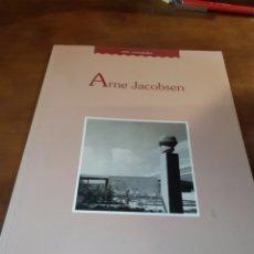 Libros de segunda mano: ARNE JACOBSEN.. Lote 195408451