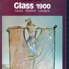 Libros de segunda mano: GLASS1900. Lote 195415840
