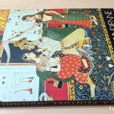 Libros de segunda mano: LA PEINTURE INDIENNE - SKIRA - EN FRANCESK601. Lote 195424105