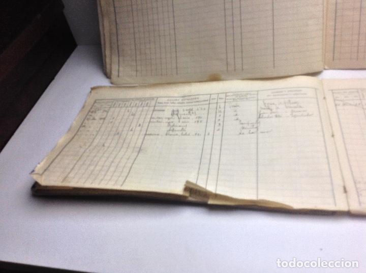 Libros de segunda mano: LIBRO DE REGISTRO DE GANADO - AYUNTAMIENTO DE SON DEL PINO - SON -VALENCIA DE ANEU - LERIDA - Foto 11 - 195424496