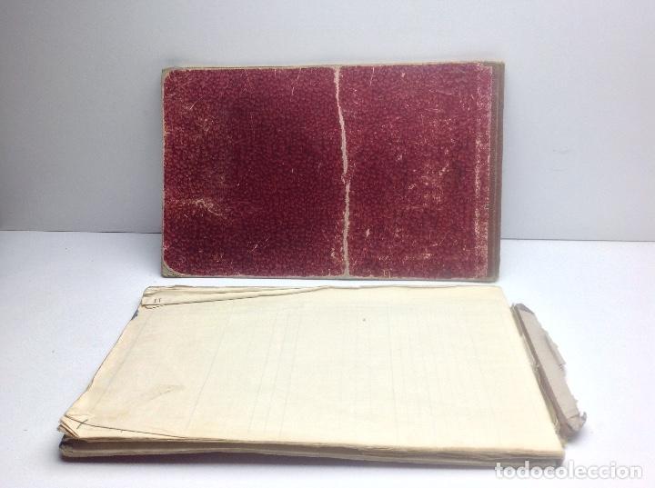 Libros de segunda mano: LIBRO DE REGISTRO DE GANADO - AYUNTAMIENTO DE SON DEL PINO - SON -VALENCIA DE ANEU - LERIDA - Foto 16 - 195424496