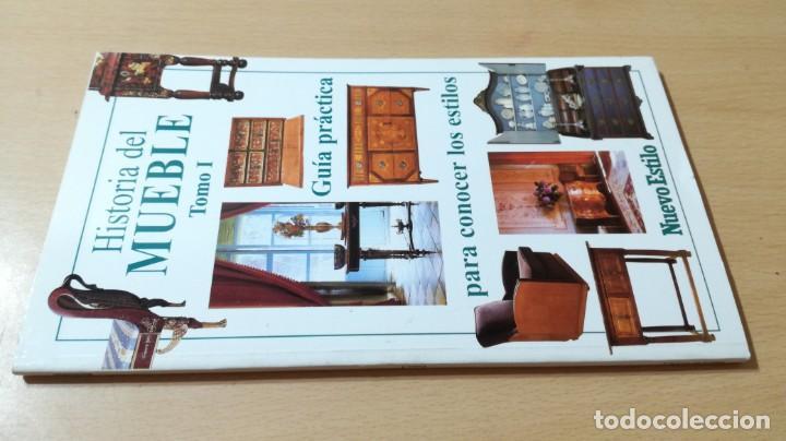 HISTORIA DEL MUEBLE I - GUIA PRACTICA PARA CONOCER LOS ESTILOS K403 (Libros de Segunda Mano - Bellas artes, ocio y coleccionismo - Otros)