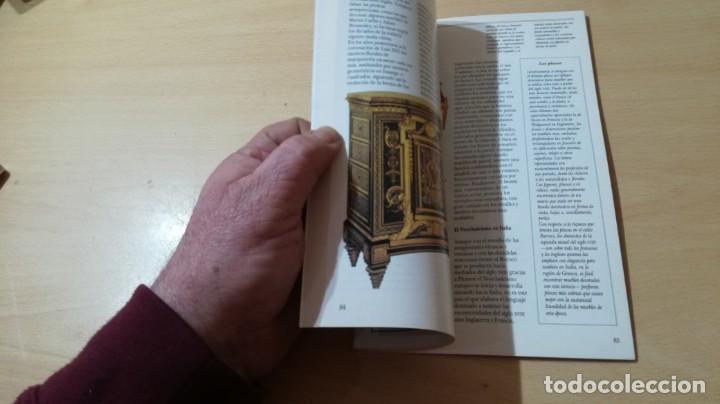 Libros de segunda mano: HISTORIA DEL MUEBLE I - GUIA PRACTICA PARA CONOCER LOS ESTILOS K403 - Foto 8 - 205861966