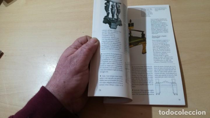 Libros de segunda mano: HISTORIA DEL MUEBLE I - GUIA PRACTICA PARA CONOCER LOS ESTILOS K403 - Foto 9 - 205861966
