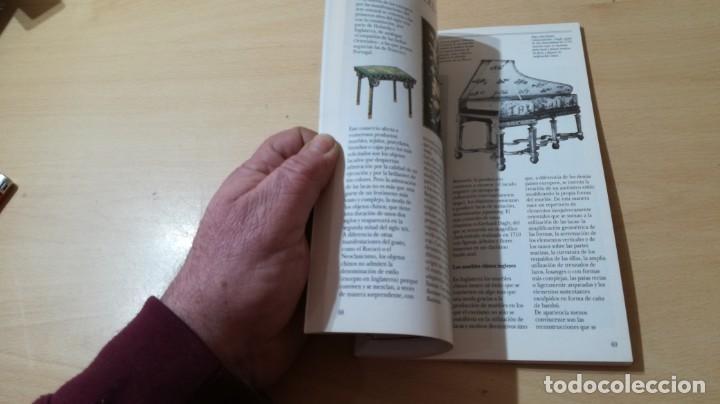 Libros de segunda mano: HISTORIA DEL MUEBLE I - GUIA PRACTICA PARA CONOCER LOS ESTILOS K403 - Foto 10 - 205861966
