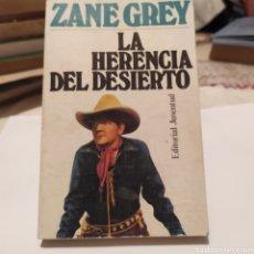 Libros de segunda mano: LA HERENCIA DEL DESIERTO. Lote 195424705