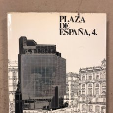 Libros de segunda mano: BANKUNIÓN, PLAZA DE ESPAÑA 4. LIBRO DE HISTORIA DE BILBAO. TAPA DURA CON SOBRECUBIERTA. ILUSTRADO. Lote 195428977