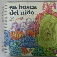 Libros de segunda mano: EN BUSCA DEL NIDO. EDITORIAL EDAF, S. A. , 1986. PRIMERA EDICIÓN.. Lote 195429243