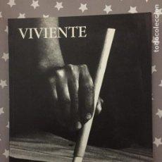 Libros de segunda mano: VIVIENTE, FATA MORGANA. Lote 195438482