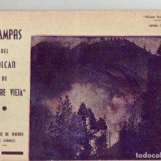 Libros de segunda mano: TENERIFE- LA PALMA - VOLCAN DE CUMBRE VIEJA 1949. Lote 195446246