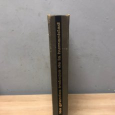 Libros de segunda mano: LOS GRANDES TRABAJOS DE LA HUMANIDAD POR DIVERSOS AUTORES 1962. Lote 195462540