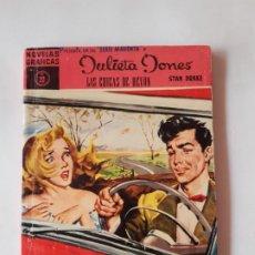 Libros de segunda mano: JULIETA JONES Nº 22 EDICIONES DOLAR ESTADO NORMAL . Lote 195463166