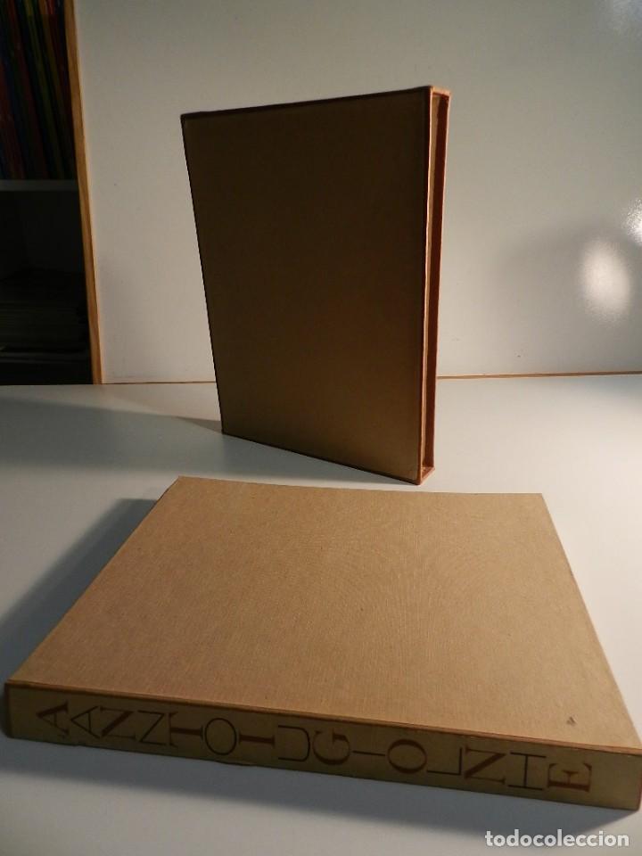 Libros de segunda mano: ANTÍGONA ANOUILH ANTIGONE - ACUARELAS JANE PECHEUR - ED LIMITADA A 190 - NUMERADO - Foto 2 - 195463915