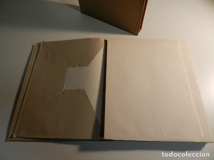Libros de segunda mano: ANTÍGONA ANOUILH ANTIGONE - ACUARELAS JANE PECHEUR - ED LIMITADA A 190 - NUMERADO - Foto 3 - 195463915