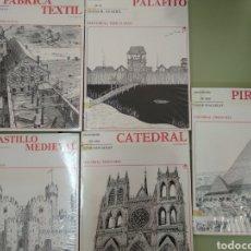Libros de segunda mano: COLECCIÓN NACIMIENTO DE... (1984). Lote 195469515