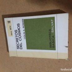 Libros de segunda mano: LIBRO RTV BIBLIOTECA BÁSICA SALVAT SECRETOS DEL COSMOS NÚMERO 18. Lote 195475742