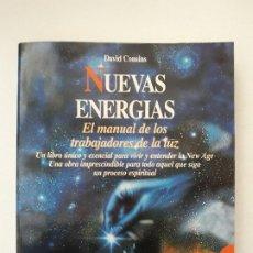 Libros de segunda mano: NUEVAS ENERGÍAS. EL MANUAL DE LOS TRABAJADORES DE LA LUZ. DAVID COUSINS. EDICIONES ROBIN BOOK. Lote 195476315