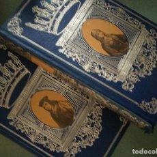 Libros de segunda mano: LOS REYES CATOLICOS PRESCOTT 2 TOMOS. Lote 195477806