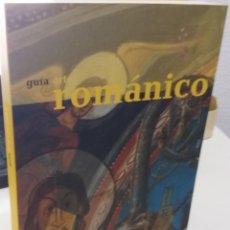 Libros de segunda mano: GUÍA RATE ROMÁNICO - MUSEO NACIONAL DE CATALUÑA . Lote 195503490