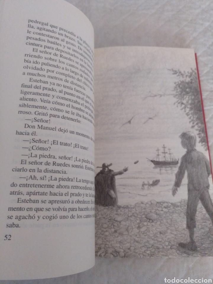 Libros de segunda mano: La piedra de la culebra. Milio Rodríguez Cueto. Libro - Foto 4 - 195503833