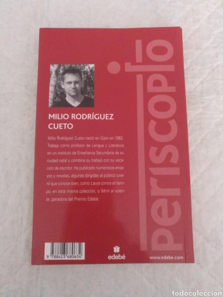 Libros de segunda mano: La piedra de la culebra. Milio Rodríguez Cueto. Libro - Foto 8 - 195503833