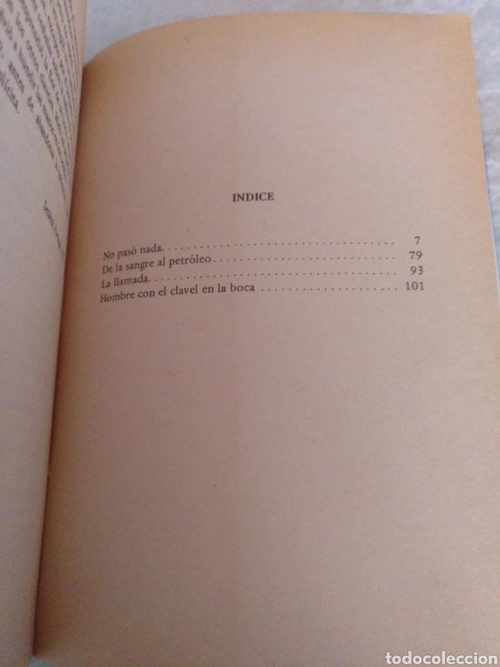 Libros de segunda mano: No paso nada y otros relatos. Antonio Skarmeta. Ilustraciones de Federico Aymá. Libro - Foto 3 - 195504928