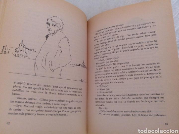 Libros de segunda mano: No paso nada y otros relatos. Antonio Skarmeta. Ilustraciones de Federico Aymá. Libro - Foto 4 - 195504928