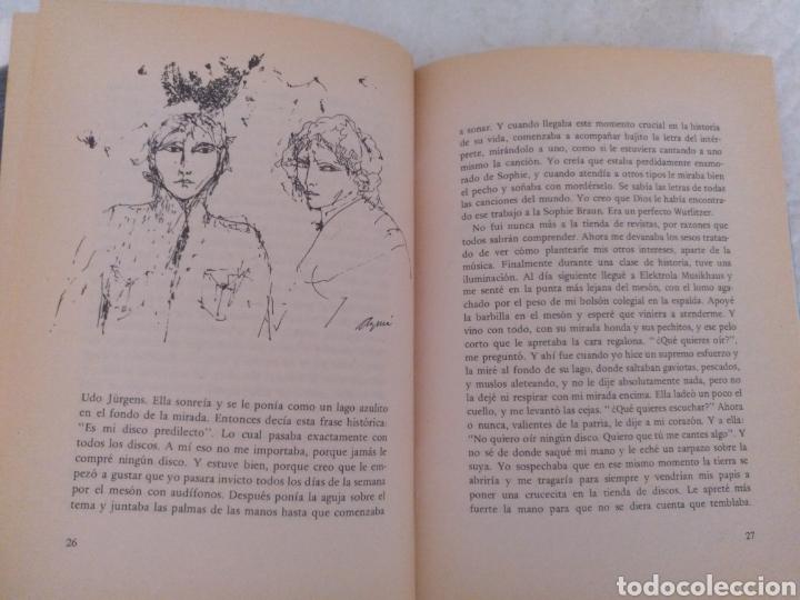 Libros de segunda mano: No paso nada y otros relatos. Antonio Skarmeta. Ilustraciones de Federico Aymá. Libro - Foto 5 - 195504928