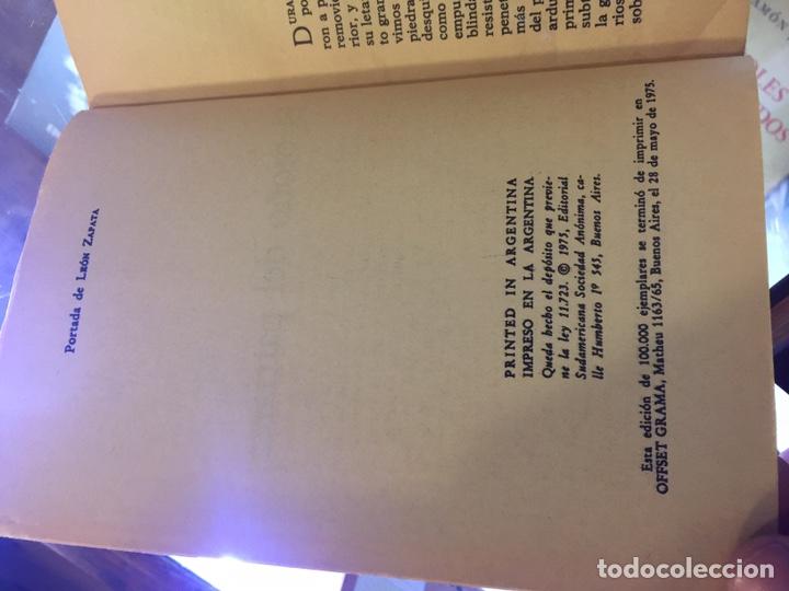 Libros de segunda mano: Gabriel García Márquez. El Otoño del Patriarca. Edición original 1975.Editorial Sudamericana - Foto 4 - 195506870
