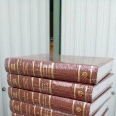Libros de segunda mano: HISTORIA DE LA HUMANIDAD PLANETA UNESCO 8 TOMOS - ALGUNOS PRECINTADOS. Lote 195511871