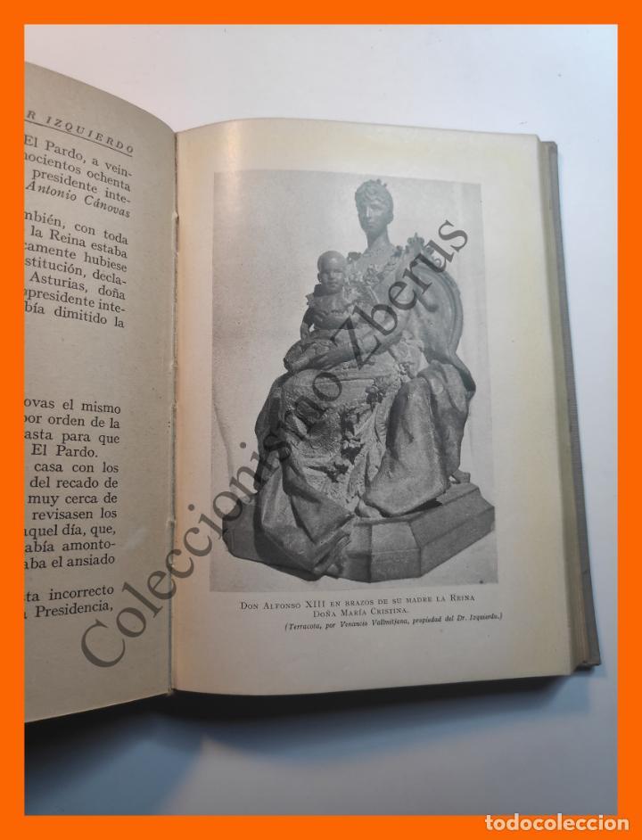 Libros de segunda mano: Historia Clínica de la Restauracion - Dr. M. Izquierdo Hernandez - Foto 3 - 195512027