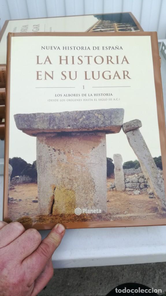 Libros de segunda mano: LA HISTORIA EN SU LUGAR PLANETA 10 TOMOS - Foto 6 - 195512048