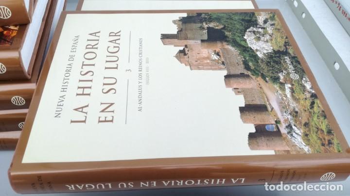 Libros de segunda mano: LA HISTORIA EN SU LUGAR PLANETA 10 TOMOS - Foto 9 - 195512048