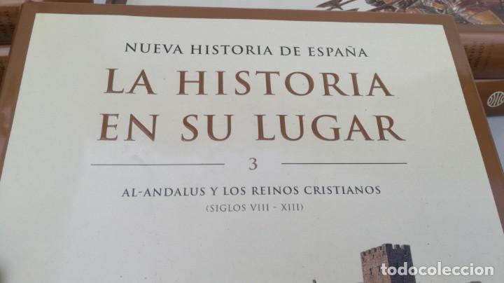 Libros de segunda mano: LA HISTORIA EN SU LUGAR PLANETA 10 TOMOS - Foto 10 - 195512048