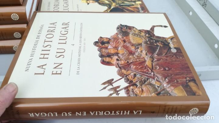 Libros de segunda mano: LA HISTORIA EN SU LUGAR PLANETA 10 TOMOS - Foto 11 - 195512048