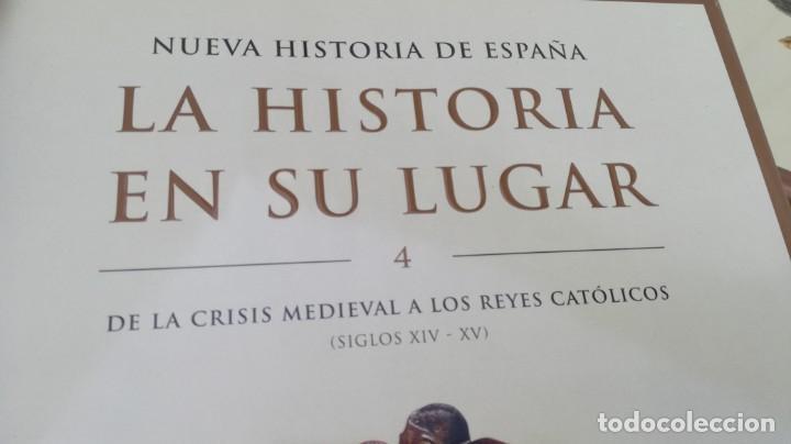 Libros de segunda mano: LA HISTORIA EN SU LUGAR PLANETA 10 TOMOS - Foto 12 - 195512048