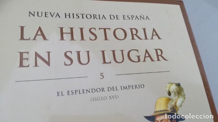 Libros de segunda mano: LA HISTORIA EN SU LUGAR PLANETA 10 TOMOS - Foto 14 - 195512048