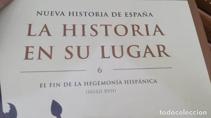 Libros de segunda mano: LA HISTORIA EN SU LUGAR PLANETA 10 TOMOS - Foto 16 - 195512048